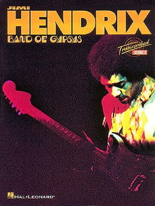 Jimmy Hendrix - Band of Gypsys - Partition - di-arezzo.fr