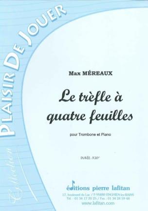 Max Méreaux - Clover has four leaves - Sheet Music - di-arezzo.com