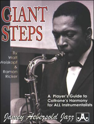 METHODE AEBERSOLD - Giant Steps, A Player's Guide To Coltrane's Harmony - Sheet Music - di-arezzo.co.uk