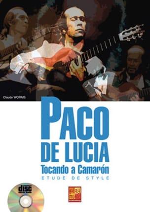 Paco de Lucia - Tocando A Camaron - Etude de Style laflutedepan