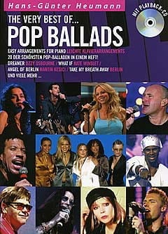 - The Very Best Of ... Pop Ballads - Sheet Music - di-arezzo.com