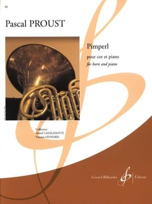 Pascal Proust - Pimperl - Sheet Music - di-arezzo.com