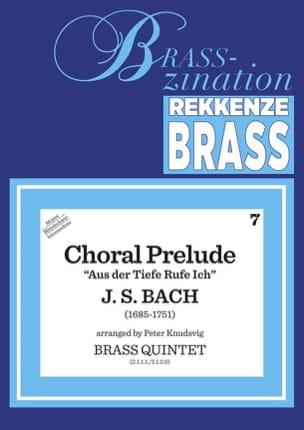 BACH - Prelude Choir - Sheet Music - di-arezzo.co.uk