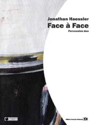Jonathan Haessler - Face A Face - Partition - di-arezzo.fr