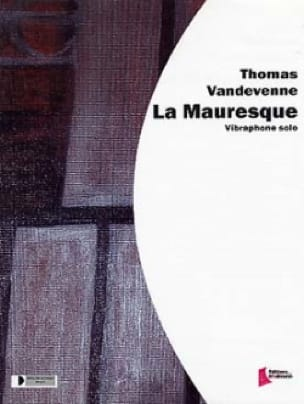 Thomas Vandevenne - La Mauresque - Partition - di-arezzo.fr