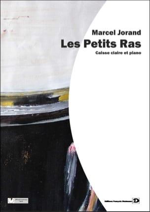 Les Petits Ras - Marcel Jorand - Partition - laflutedepan.com