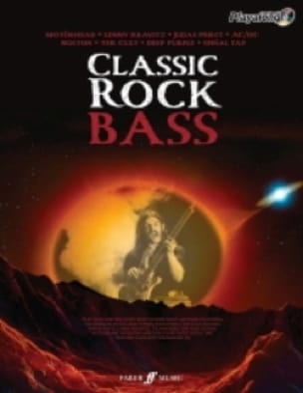 Authentic Playalong Classic Rock - Partition - di-arezzo.com