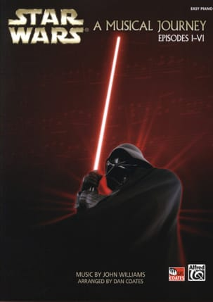 John Williams - Star Wars A Musical Journey, Episodes I-VI - Easy Piano - Partitura - di-arezzo.it