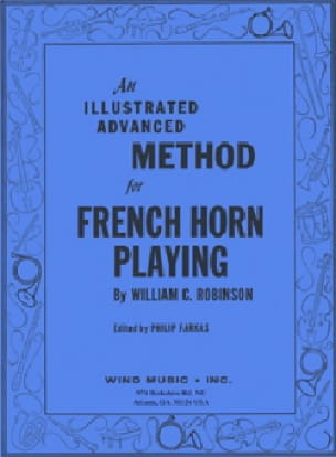An Illustrated Advanced Method For French Horn Playing laflutedepan