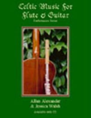 Alexander Allan / Walsh Jessica - Celtic Music For Flute - Guitarra - Partitura - di-arezzo.es