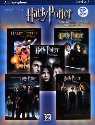- Harry Potter instrumental solos movies 1-5 - Sheet Music - di-arezzo.co.uk