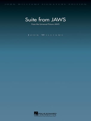 Suite From Jaws John Williams Partition laflutedepan