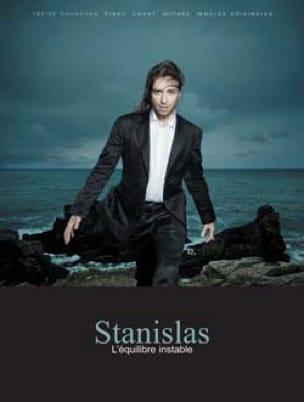 Stanislas - L'équilibre instable - Partition - di-arezzo.fr