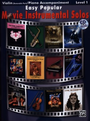 Easy popular movie instrumental solos - Sheet Music - di-arezzo.com
