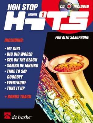 Non Stop Hits Volume 1 - Partition - Saxophone - laflutedepan.com