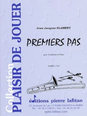 Jean-Jacques Flament - First steps - Sheet Music - di-arezzo.co.uk
