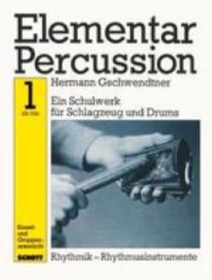 Elementar Percussion - Herman Gschwendtner - laflutedepan.com