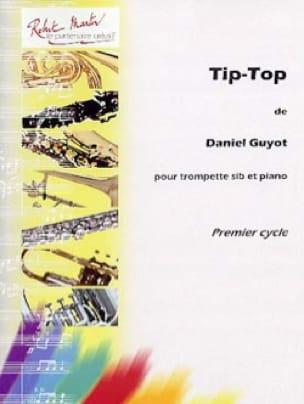 Daniel Guyot - Tip-Top - Partition - di-arezzo.fr