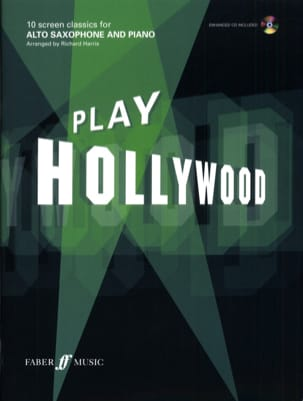 Play Hollywood Partition Saxophone - laflutedepan
