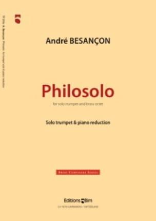 Philosolo André Besançon Partition Trompette - laflutedepan