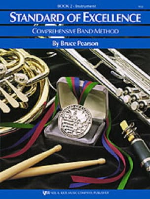 Standard Of Excellence Book 2 - Bruce Pearson - laflutedepan.com
