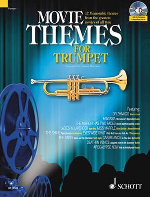 - Movie Themes For Trumpet - Partition - di-arezzo.fr
