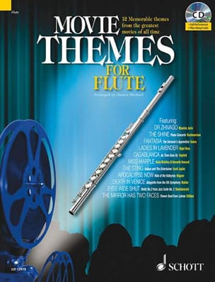- Movie Themes For Flute - Partition - di-arezzo.fr