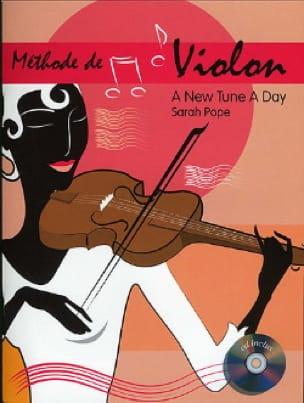 Sarah Pope - A New Tune A Day For Violin - Sheet Music - di-arezzo.com