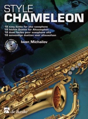 Iwan Michailov - Style Chameleon - Partition - di-arezzo.fr