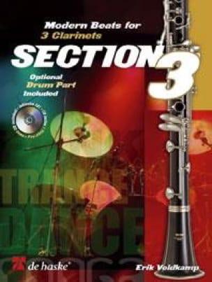 Section 3 - Erik Veldkamp - Partition - Clarinette - laflutedepan.com