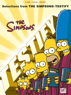 - Selections From The Simpsons: Testify - Partition - di-arezzo.fr