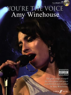 You're The Voice Amy Winehouse Partition Pop / Rock - laflutedepan