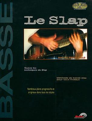 Le Slap Jean-Luc Gastaldello Partition Guitare - laflutedepan