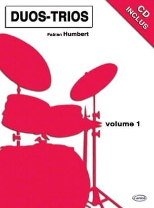 Fabien Humbert - Duos-Trios Volume 1 - Sheet Music - di-arezzo.com