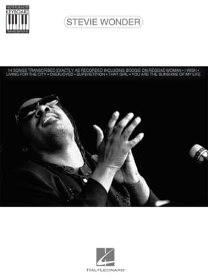 Stevie Wonder - Note For Note Stevie Wonder - Partition - di-arezzo.fr