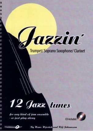 Jazzin' - Trompette Hjortek Hans / Johansson Kly laflutedepan