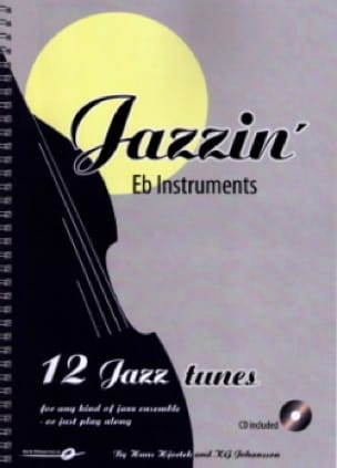 Hjortek Hans / Johansson Kly - Jazzin' - Eb Instruments - Partition - di-arezzo.fr