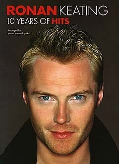 Ronan Keating - 10 Years Of Hits - Sheet Music - di-arezzo.com