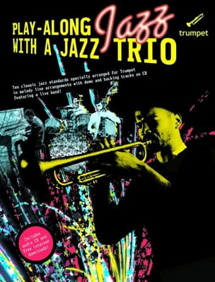 - Play Along Jazz With A Trio Jazz - Sheet Music - di-arezzo.co.uk