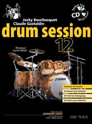 Drum session 12 - laflutedepan.com