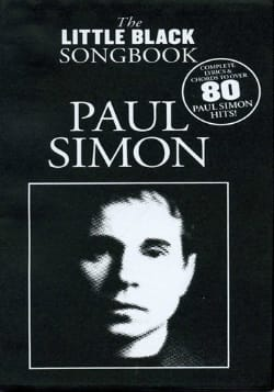The Little Black Songbook Paul Simon Partition laflutedepan