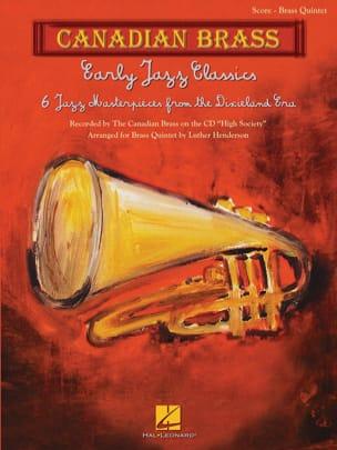 - Early Jazz Classics - Score - Partition - di-arezzo.fr