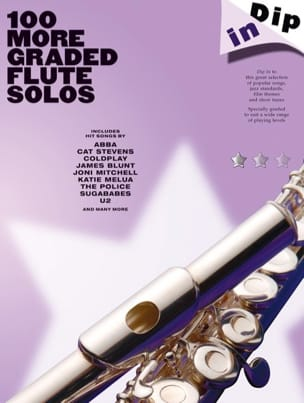 - 100 More Graded Flute Solos - Dip In - Sheet Music - di-arezzo.com