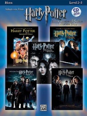 Williams John / Hooper Nicholas / Doyle Patrick - Harry Potter instrumental solos movies 1-5 - Sheet Music - di-arezzo.com