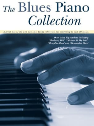 The blues piano collection - Sheet Music - di-arezzo.com