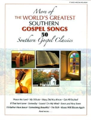 - More Of The World's Greatest Southern Gospel Songs - Partition - di-arezzo.fr
