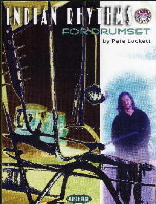 Pete Lockett - Indian Rhythms For Drumset - Partition - di-arezzo.fr