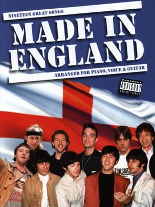 - Made In England - Sheet Music - di-arezzo.co.uk