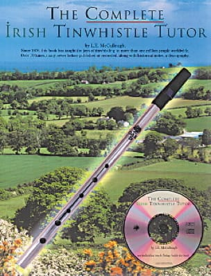 L.E. Mccullough - The Complete Irish Tinwhistle Tutor - Partition - di-arezzo.fr