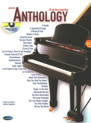 - Anthology volume 1 - Sheet Music - di-arezzo.co.uk